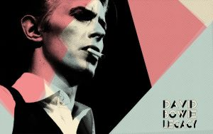 David Bowie Wallpaper by JohnnyPF