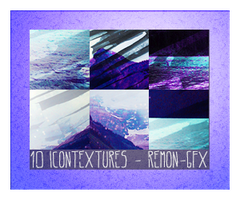 10 icon textures - mountains by remon-gfx