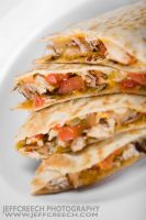 Chicken Quesadilla by jcreech