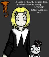 LENORE by dmlo