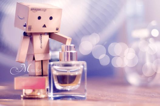 Perfume Smelling by Lady-Tori