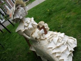 The Reader by tpuppets