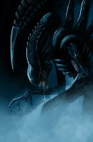 Xenomorph by Future-Infinity