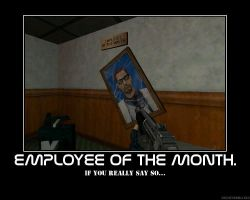 Employee of the month by 4WD