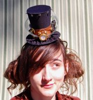 Tiny Top Hat: Steam Punk Time Machine Two by TinyTopHats