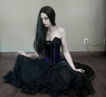 Goth Stock 065 by MeetMeAtTheLake2Nite