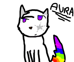 Just Aura ouo by Fangirl-Trash