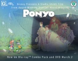 Ponyo Contest 2 by andreamontano