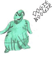 Oogie Boogie - The Nightmare Before Christmas by OliviaWhyteART