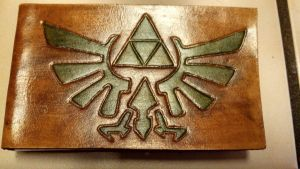 Hyrule Journal by MaiseDesigns