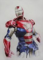 Iron America by im-sorry-thx-all-bye