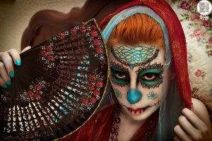 Catrina Make Up 1 by S00MIFY