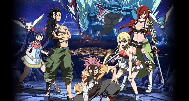 Dragon Cry - Fairy Tail by FairyTailFan100