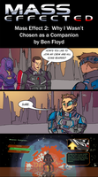 Mass Effected:  ME2 Companion by miro42