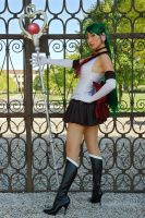Sailor Pluto by Giorgiacosplay