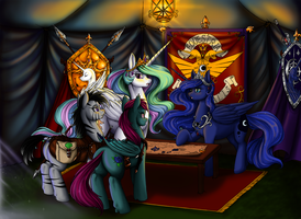 Commission - Reconnasaince by Longinius-II