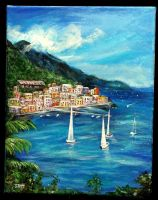 French Riviera by ThisArtToBeYours