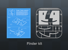Finder kit 2 - images by wakaba556