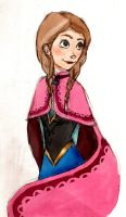 Anna Frozen by BonnieHarmony
