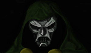 Dr. Doom by infrafan