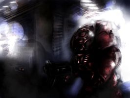 Space Hulk - Coloured by raistlinuk