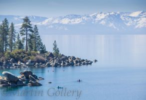East Shore lake Tahoe140316-57 by MartinGollery
