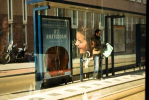 Amsterdam Ghost Passengers by steppeland