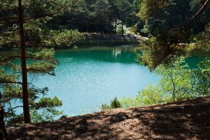 Blue Pool by JimPMM