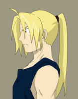 Edward Elric: FMA Brotherhood by ArtIsResistance