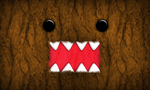 Domo-kun Wallpaper by ligula