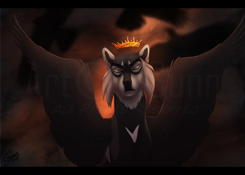 The Raven Prince by InstantCoyote
