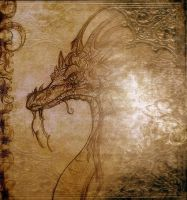 dragon... by choopette
