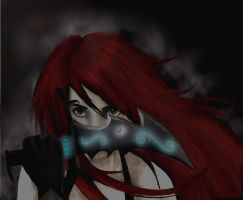 A Blade in the Shadows by Sacrinoxia
