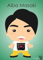 Happy Birthday Aiba by sarcasticlullaby
