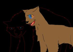 TigerClaw and his insanity... by CrazyCat12334