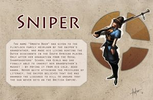 TF2 - Sniper by isso09