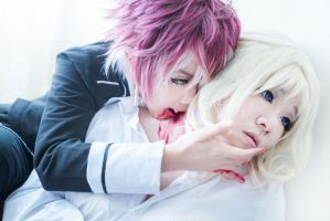 Diabolik Lovers - Hunger by EatEatEats
