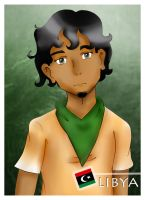 Commission: APH Libya by maricookie
