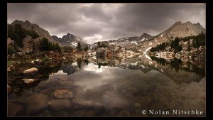 Bishop Pass Panorama by narmansk8