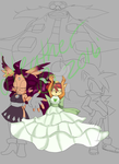 (WIP) Save my princess art by hezzachan