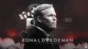 Ronald Koeman Wallpaper by AlbertGFX