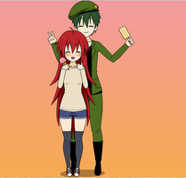 Flippy and Flaky OwO by Russia-Lover