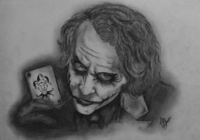 Joker by Nika-ghortlishvili