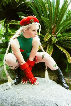 Street Fighter: Cammy White 2 by HayleyElise