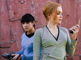 Trek 4 - 3 by chirinstock