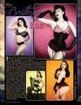Delicious Dolls Magazine, October Issue Spread by missbritneyrae