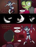 Invader Zim: Conqueror of Nightmare Page 26 by Blhite