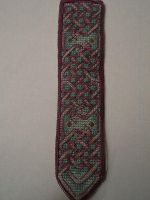 Dragon Knotwork Bookmark by Sirithre