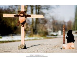 Torture Teddys 2 by jfphotography