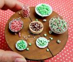1:12 Assorted Old Fashioned Christmas Hard Candies by Bon-AppetEats